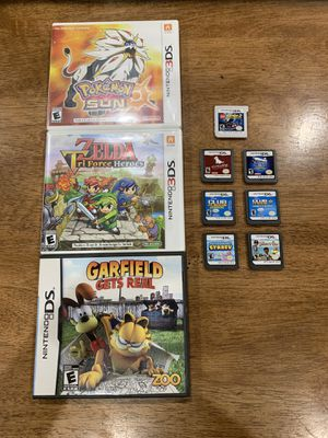 Nintendo DS and 3DS Games for Sale in Newark, CA