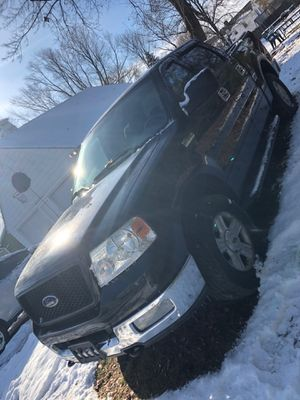 2004 Ford F-150 4X4 for Sale in Manchester, CT