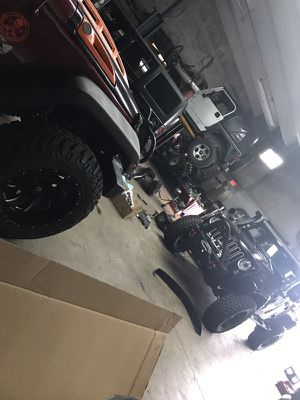 Jeep shop in south Florida for Sale in Miami Gardens, FL