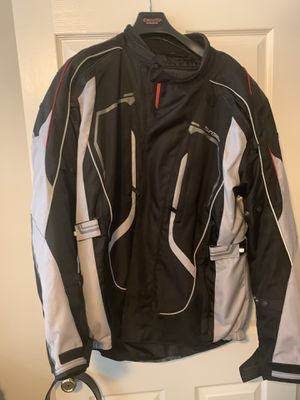 Tourmaster motorcycle jacket xxl for Sale in Pomona, CA