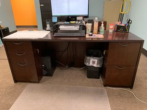 Paoli Office Furniture 2 Sets for Sale in Dupo, IL