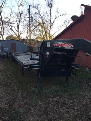 Trailer lawnmowers bbq pit for Sale in Houston, TX
