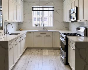 White shaker kitchen cabinets for Sale in National City, CA