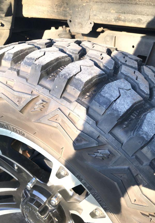 Toyota Tundra Wheels Tires