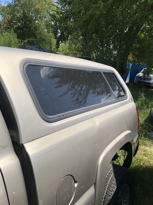 Leer camper shell Chevy for Sale in Houston, TX