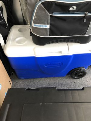 Cooler - Coleman - $40 for Sale in Apex, NC