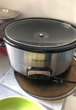 Crock pot large for Sale in Annapolis, MD