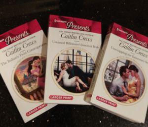 71 NEW Harlequin paperbacks for Sale in Spring Hill, FL