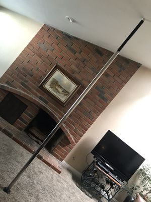 Dance pole with ceiling attachment for Sale in Cypress, CA