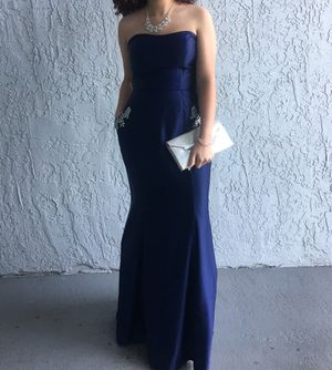 Prom dress/ formal/ gala for Sale in Winter Haven, FL
