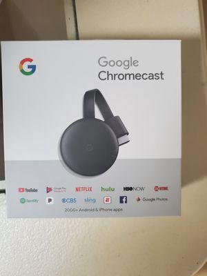 Google chromecast for Sale in San Diego, CA
