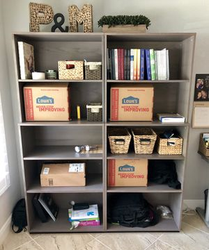 Ikea Office Bookshelves (2) for Sale in Pompano Beach, FL