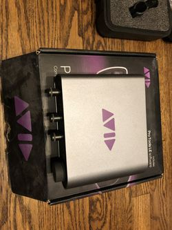 ProTools Le 7 w/ MBox & MXL 990/991 Mic Package for Sale in Washington,  DC