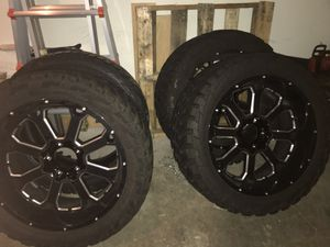 5 Tires for sale for Sale in Fort Washington, MD
