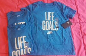 New Kids Nike Shirts (Medium) - $8 EACH for Sale in Vancouver, WA