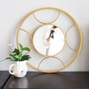 Macy's gold plated mirror for Sale in Park City, IL