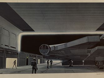 Star Wars print (1977) for Sale in Coppell,  TX