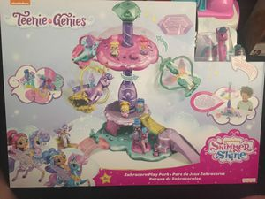 Shimmer and shine playset for Sale in Baldwin Park, CA