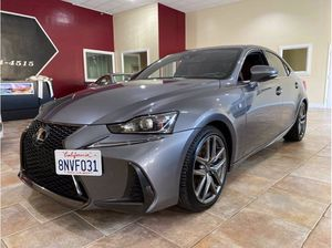 2017 Lexus IS for Sale in Daly City, CA