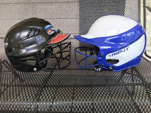 Baseball/Softball Batting Helmets for Sale in Houston, TX