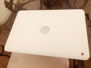 "HP Chromebook 14"" Screen 16 GB SSD for Sale in Land O' Lakes, FL"