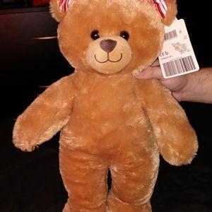 Build A Bear - Candy Cane Bear - NWT for Sale in Seminole, FL