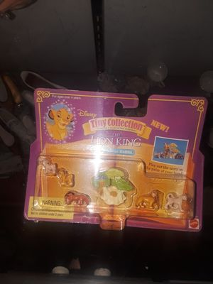 The lion king collectors for Sale in Corona, CA