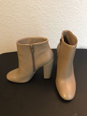 ALDO BOOTS (sand) for Sale in Austin, TX