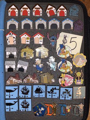 Disneyland Hidden Mickey Trading Pins $5 each for Sale in Poway, CA