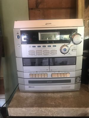 Home stereo system for Sale in Freeport, NY