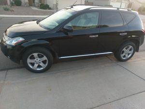06 Nissan murano for Sale in Mesa, AZ
