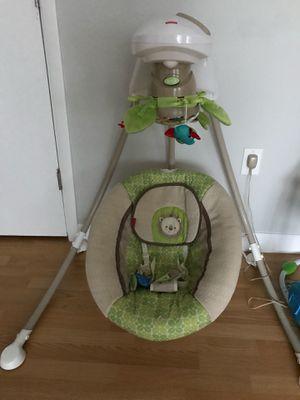 Like New Fisher Price Baby Swing for Sale in Alexandria, VA