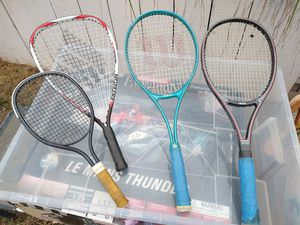 Tennis Rackets for Sale in Temecula, CA