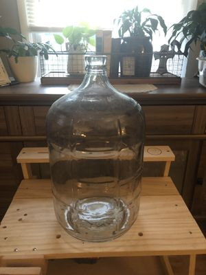 Glass Jug Decorative for Sale in Greer, SC