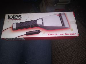 Totes electric ice scraper for Sale in Larksville, PA