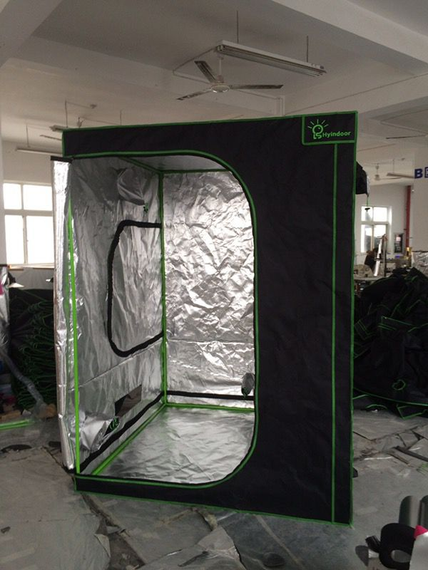 Indoor Hydroponics Grow Tent Greenhouse Room 150cmx150cmx200cm