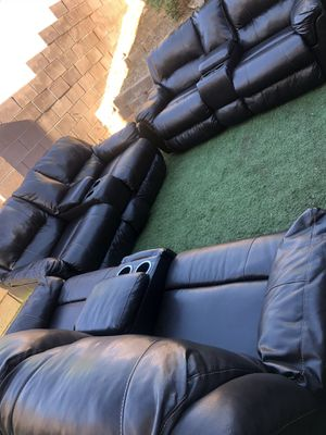 Stratolounger Recling Couch Set for Sale in Las Vegas, NV