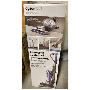 Dyson Ball Animal 2 Upright Vacuum Cleaner, Iron/Purple. BRAND NEW - FACTORY SEALED. for Sale in Alhambra, CA