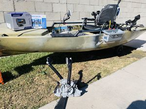 Hobie Pro Angler 14 for Sale in Huntington Park, CA