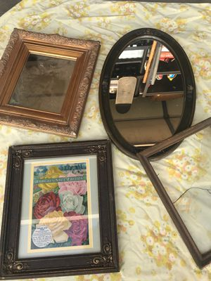Antique mirrors and frames for Sale in Corona, CA