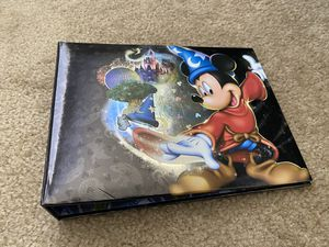 Walt Disney World Photo-album/Autograph Book for Sale in Long Beach, CA
