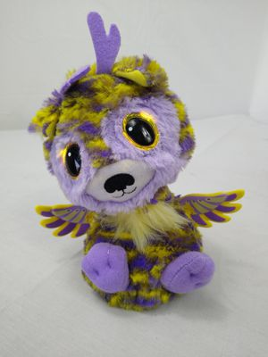SPIN MASTER HATCHIMALS SURPRISE--PURPLE & YELLOW PEACAT great condition for Sale in Bakersfield, CA