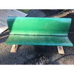School House Bench Antique for Sale in Long Hill,  NJ