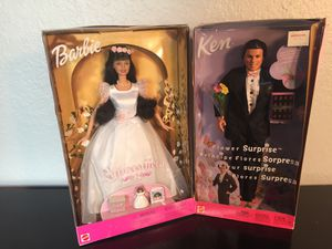 Quinceanera Barbie and date for Sale in Goodyear, AZ