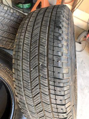Michelin tires 275/65/r18 for Sale in Queen Creek, AZ