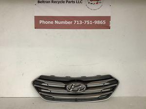 2017 2018 Hyundai Santa Fe grille for Sale in Houston, TX
