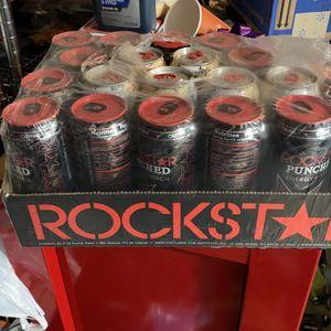 Rockstar Drinks Free for Sale in San Jose, CA