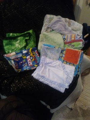Home made baby blankets for Sale in Weston, MO