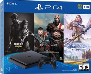 Ps4 1 tb bundle for Sale in Snohomish, WA