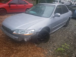 2001 Honda Accord sedan parts/ parting out for Sale in Lynnwood, WA